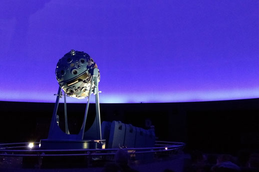 Planetarium Bochum, Ruhr Area, science