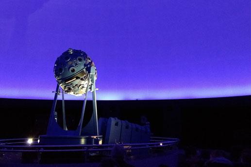 Planetarium Bochum, Ruhr Area, science