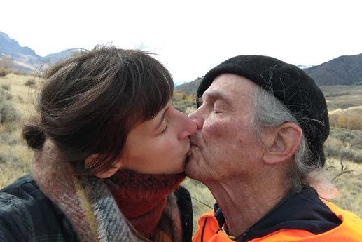 Fernbeziehung mit Altersunterschied, Deutschland USA