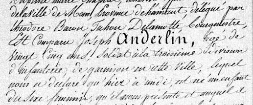Archives de l'Etat de Belgique (Mons), état civil de Mons, registre des naissances