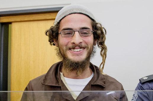 Extrémiste juif béat après avoir incendié une maison palestinienne où périt un enfant