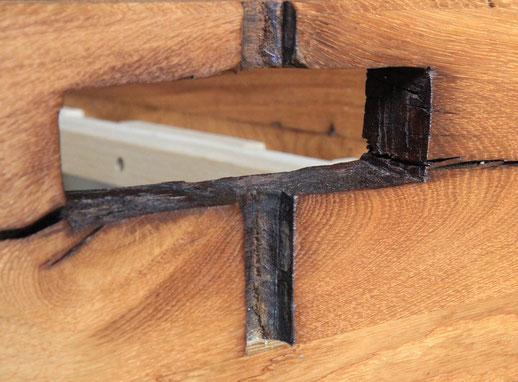 Design aus Altholz