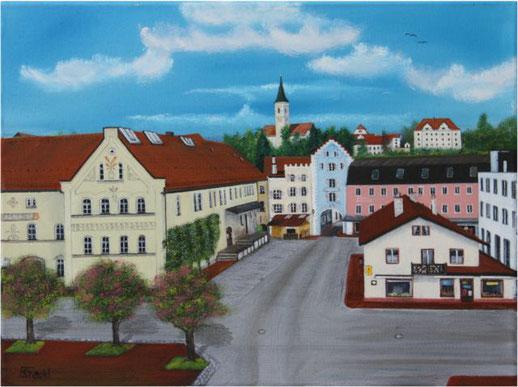 Nr.11 Dorfen, Wesner Tor