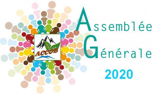 Assemblée Générale ACCOB 2020