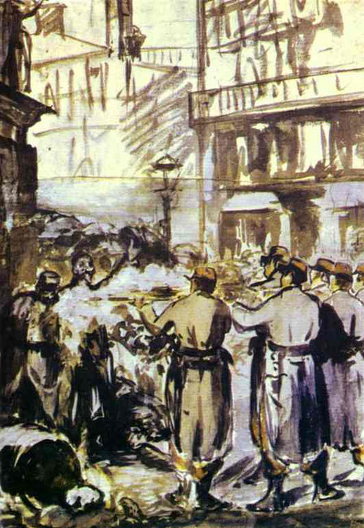 《市民戦争》1871年
