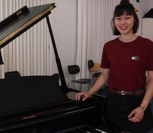 Klavierunterricht in Stuttgart-Ost, Mitte, Süd, West und Nord