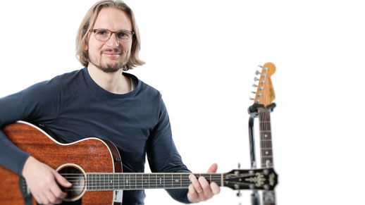 Gitarrenunterricht bei Philipp Straske