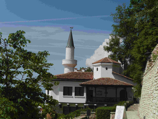 Palast der rum. Königin Maria in Balchik