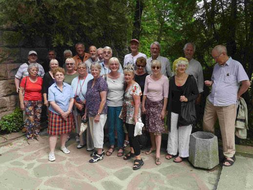 TKK-Reisegruppe in Bulgarien