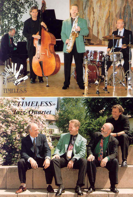 1994-2005 TIMELESS Jazz Quartet