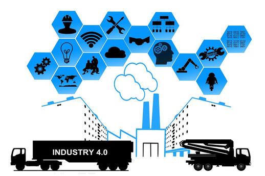 sps-competence.de SPS IoT Arbeit 4.0 Digitalisierung Transparenz betrieblicher Abläufe erhöhen. Grafische Darstellung von Daten.