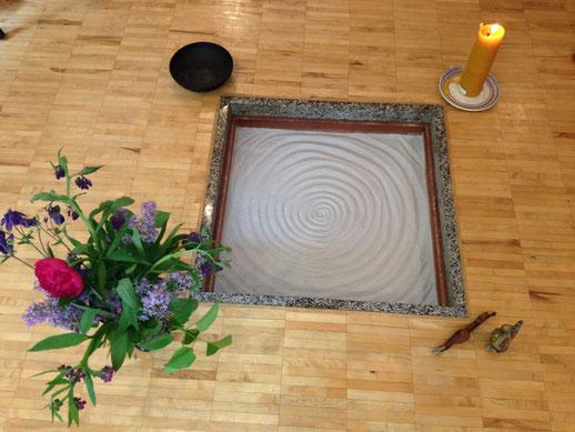 Meditation Ruhe Frieden Regensburg