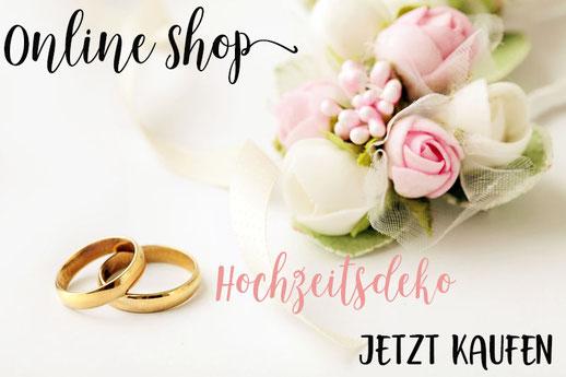 Hochzeitsdekoration Online Shop | Handmade Rustic Hochzeitsdekoration Happy Wedding Art