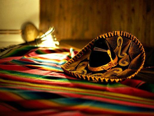 Fiesta tematica mexicana