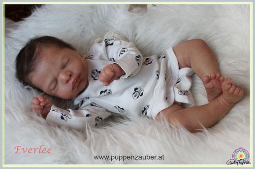 Everlee,  Sabine Altenkirch , puppenzauber, rebornbaby , österreich