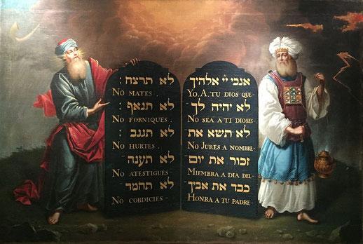 Die biblischen Gebote