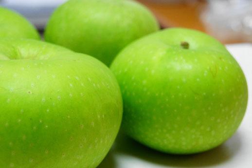 ブラムリー(青リンゴ)