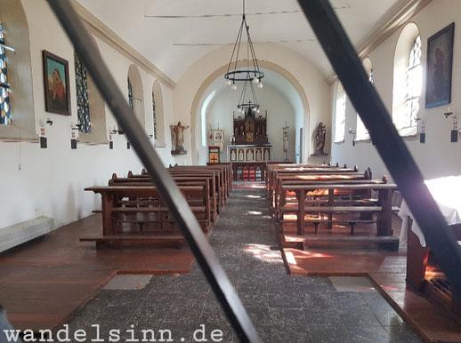 St. Johannes Kirche in Wyler
