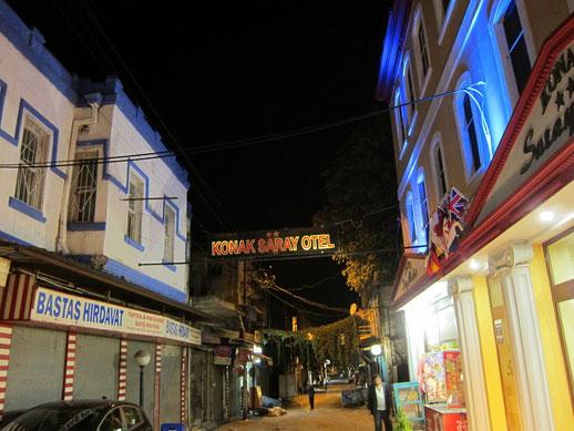 Izmir Hotel Konak Saray Türkei