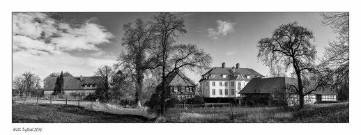 Haus Dieck in Westkirchen - ehemaliges Freckenhorster Burglehen.