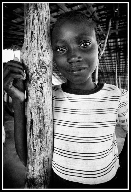 Casamance Mission, South Senegal