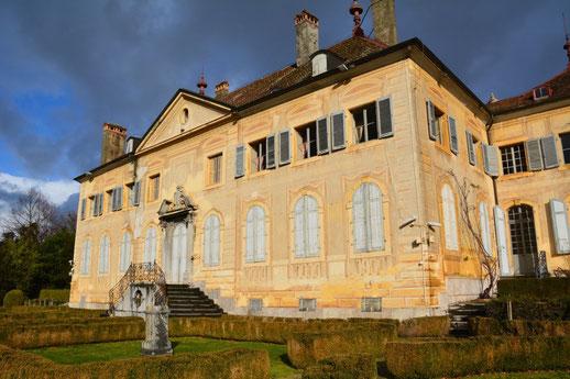conservation des façades extérieures  ARGE Franz+Pesko Atelier Bacher Tillmanns