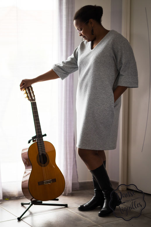 Robe chica, la maison victor_danse des aiguilles