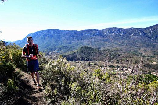 Trail Quillan - Balcons de Quillan