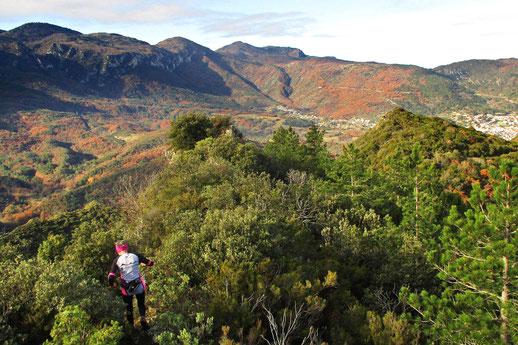 Trail Quillan - Crêtes des 3 Quilles