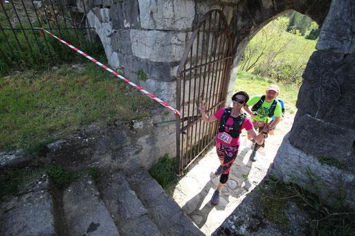 Trail Quillan - Château de Quillan