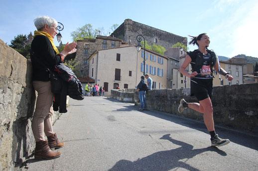 Trail Quillan - Pont Vieux et Château de Quillan