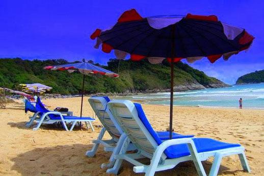 Nai Harn Beach 2011 - Süd Phuket