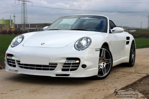 Porsche 997 Turbo Cabrio Exclusiv 911