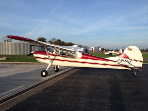 Cessna C170B - D-EMAG