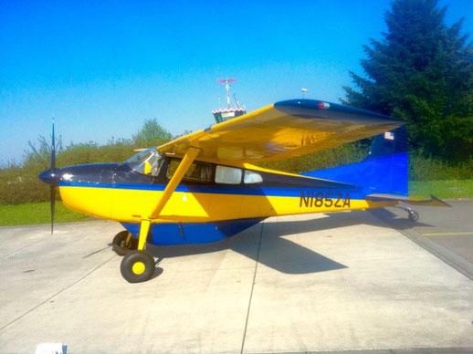 Cessna C185E - N185ZA