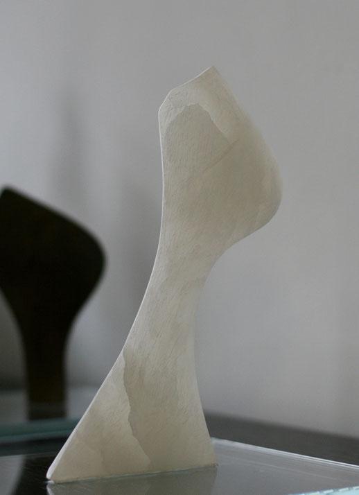 Le blanc souci de notre toile / Für Stéphane Mallarmé / 1. Stein / Foto HF