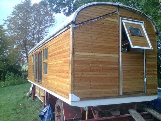 Wohnwagen Losbude