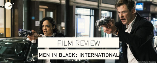 men in black mib international chris hemsworth tessa thompson will smith film critic movie review kritik