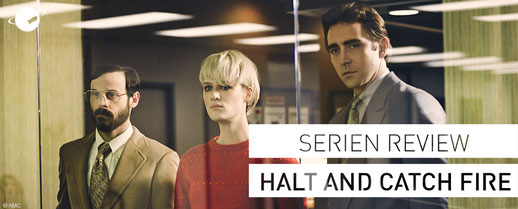 serien review halt and catch fire amc lee pace television