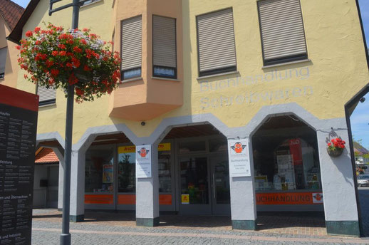 Buchhandlung Eulenspiegel Bad Schussenried