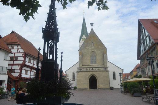 Marktplatz Bad Saulgau