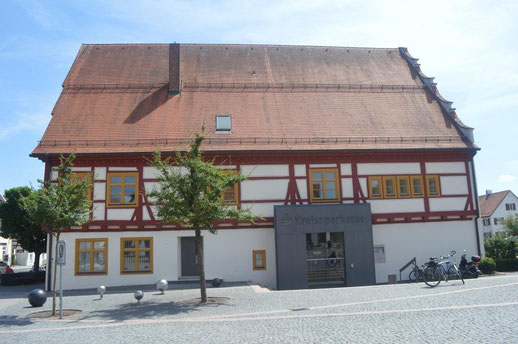 Kreissparkasse Sparkasse Biberach Bad Schussenried