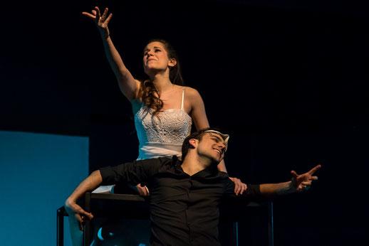 Romeo e Giulietta - Teatro Caboto - Milano- Regia di gipeto