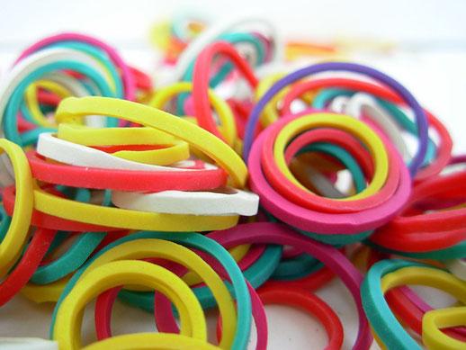 ドレッドの根元や先端にゴムを着けるのは良い?悪い? dreadlocks rubber bands