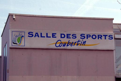 Salle Coubertin - Rue Roger Salengro - 59880 Saint Saulve