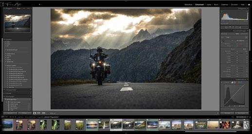 Lightroom ist auch auf Reisen das beste Tool zur Bildverwaltung & Entwicklung