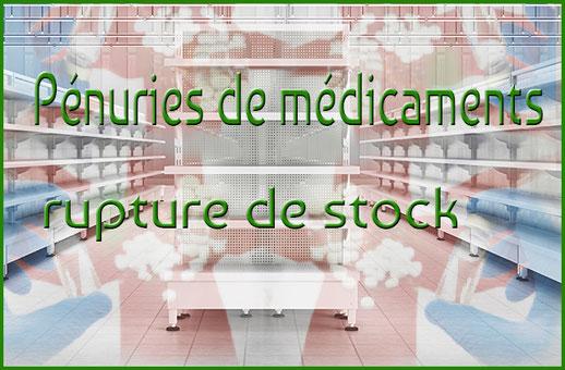 Pénurie de médicaments et rupture de stock ! un scandale dénoncé par l'UPGCS