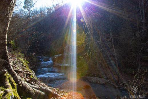 Fontaine des Amours - Haute Vallée de l'Aude - Crédit photo : Les reflets d'Aisling