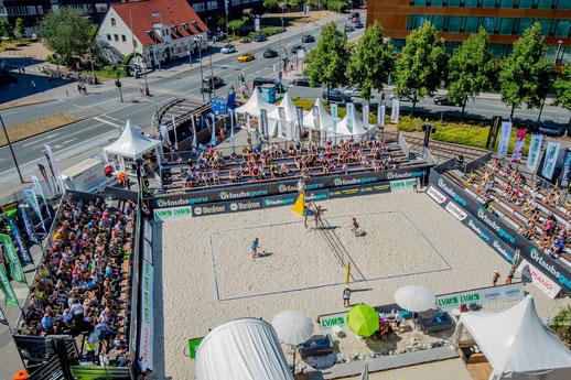 Center Court Hafenplatz Münster