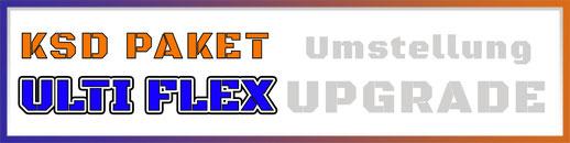 Banner Designagentur - KSD Paket 2021 - Upgrade ULTImate FLEXibel